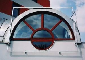 Okna dřevěná