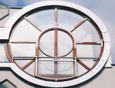 speciální kruhové okno pohled 1